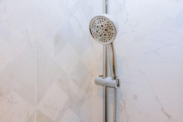 Detailed shower head