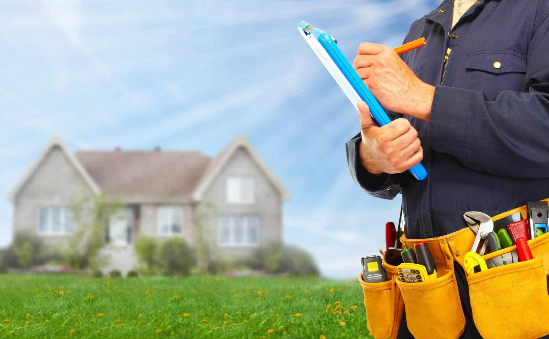 seasonal home maintenance checklist
