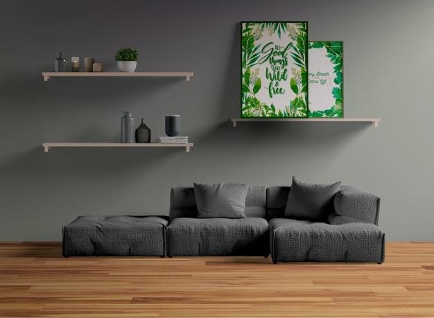 frame-mock-up-shelf-living-room