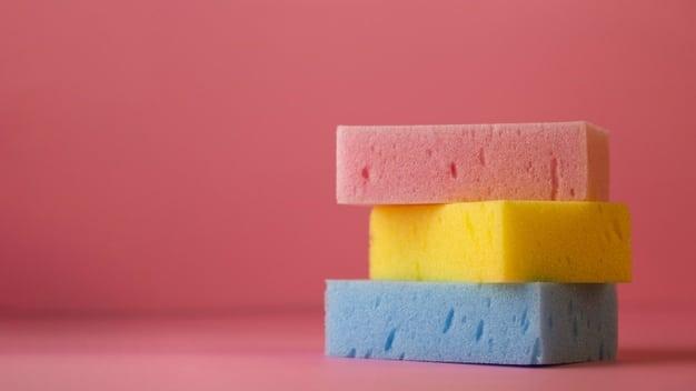 top-view-sponges-plain