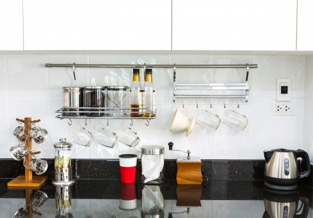tidy-kitchen-with-marble-surface