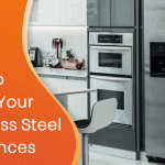 How To Clean Your Stainless Steel Appliances Custom Graphic
