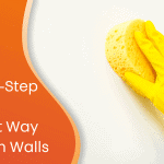 Step-By-Step Guide The Best Way To Clean Walls Custom Graphic