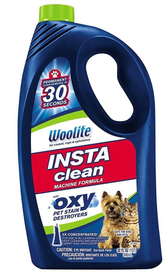 Bissell Woolite InstaClean Pet Full Size Machine Formula, 32 oz bottle