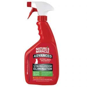 Nature's Miracle Scented Stain and Odour Remover 946 ml bottle