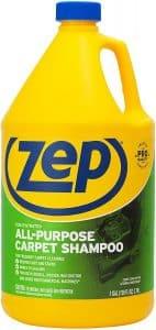 Zep's All-Purpose Carpet Shampoo 3.78 litre bottle